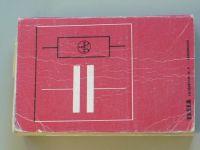 Součástky pro elektroniku (1976)