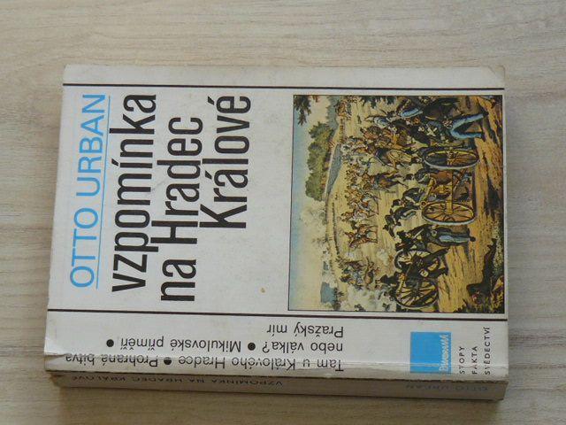 Urban - Vzpomínky na Hradec Králové - Prusko-rakouská válka 1866 (1986)