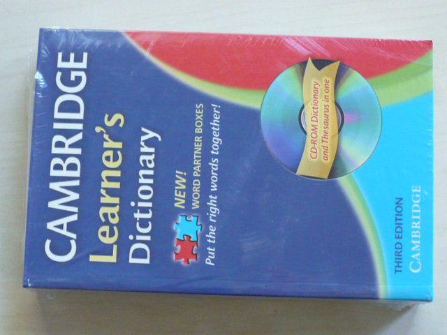 Cambridge Leaner's Dictionary + CD