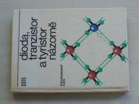 Dioda, tranzistor a tyristor názorně (1979)