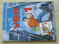 Español lengua extranjera, Nuevo ven 1. Libro del profesor (2004) + CD