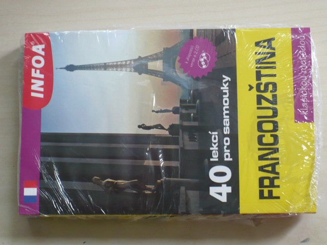 Francouzština klasickou metodou (2008) + 2 CD