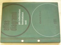 Kraus - Atlas diagramů pro zušlechťování konstrukčních ocelí (1964)