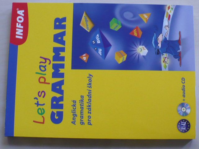 Let´s play Grammar - Anglická gramatika pro základní školy (2007) + CD