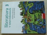Literatura 3. v souvislostech - učebnice literatury pro střední školy (2013)