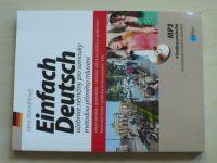 Navrátilová - Einfach Deutsch - Učebnice němčiny pro samouky metodou přímého mluvení + CD