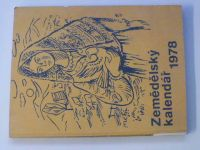 Zemědělský kalendář 1978 (1977)