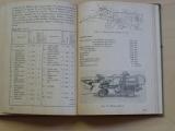 Ing. Maleř - Zemědělské stroje a nářadí v tabulkách (SZN 1957)