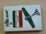 Munson - Kampfflugzeuge 1914-1919 (1968) Bojová letadla 1914-1919