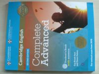 Complete Advanced - Student´s Book with answers (2015) + 3 CD