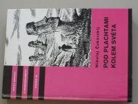 Čukovskij - Pod plachtami kolem světa (1985)