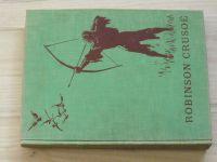 Defoe - Robinson Crusoe (Rodina Praha 1932) vypravuje M. Maixner