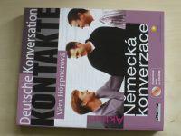 Deutsche Konversation Kontakte - Aktivní německá konverzace (2005) + CD