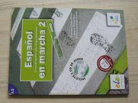 Espaňol en marcha 2 - Curso de espaňol como lengua extranjera + audio CD (2009)
