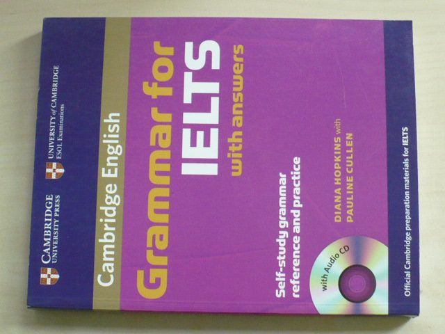 Cambridge Grammar for IELTS Student's Book with Answers (2013) + CD