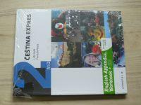 Holá, Bořilová - Čeština expres 2. - anglická verze - English Appendix, Workbook + CD (2011)