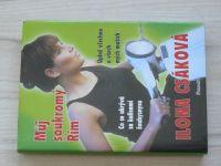 Ilona Csáková - Můj soukromý Řím (1999) Úplně všechno o všech mých mužích