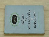 K. H. Borovský -  Křest sv. Vladimíra, Epigramy (1956)