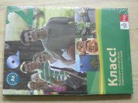 Klass! Ruština pro střední školy - Učebnice a pracovní sešit (2016) + CD