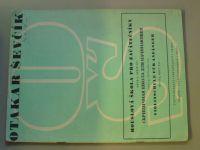 Ševčík - Houslová škola pro začátečníky (1966)