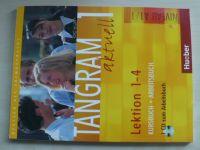 Tangram aktuell 1 - Lektion 1-4 (2016) Kursbuch, Arbeitsbuch + CD