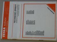 Technické zprávy - Disktrétní polovodičové součástky (1990)