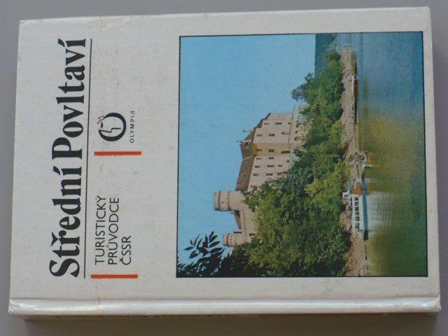 Turistický průvodce ČSSR 17 - Střední Povltaví (1984)