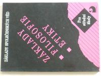 Základy filosofie, etiky pro střední školy (2010)
