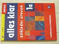 Alles klar - základní úroveň 1a - učebnice a cvičebnice (2016)