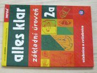 Alles klar - základní úroveň 2a - učebnice a cvičebnice (2016)