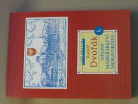 Dvořák - Dějiny markrabství moravského I a II. (2000)