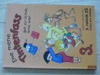 Ene mene Tintenfass geh zur Schule, lerne was! 3. učebnice Němčiny pro 3.ročník ZŠ kniha pro učitele