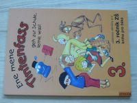 Ene mene Tintenfass geh zur Schule, lerne was! 3. učebnice Němčiny pro 3. ročník ZŠ kniha pro žáka