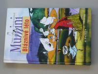 Janssonová - Mumini - Bláznivé léto (2003)