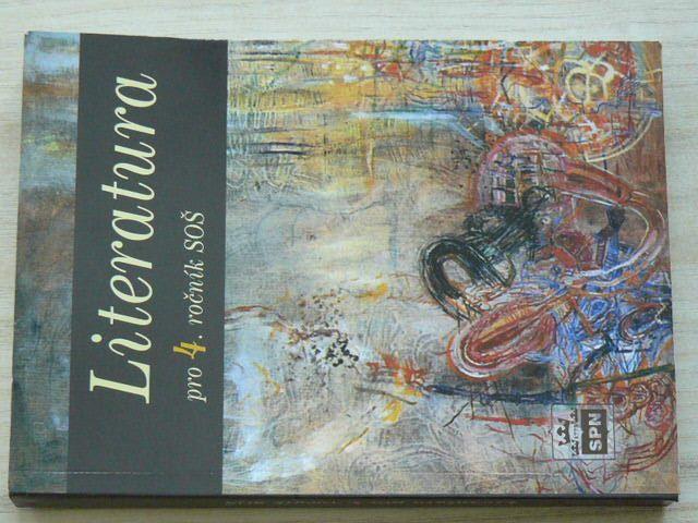 Literatura pro 4. ročník SOŠ (2005)