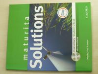 Maturita Solutions - Elementary Student´s Book (2014) + CD