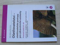 Ošetřovatelství - ošetřovatelské postupy pro zdravotnické asistenty - Pracovní sešit II/3.díl (2009)