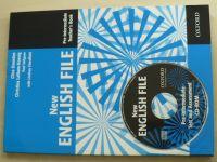 Oxenden - Pre-intermediate Teacher's Book - New English File (2019) + CD