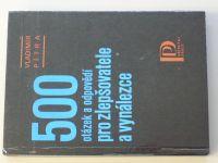 Pitra - 500 otázek a odpovědí pro zlepšovatele a vynálezce (1983)