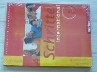 Schritte international 4 (2007) + CD