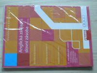 Slovíčka na kartičkách 2. - Anglická základní slovní zásoba - 1000 slovíček (2012)