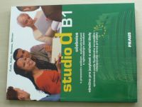 Studio d B1 - Učebnice s pracovním sešitem, audionahrávkami a vyjímatelným slovníkem (2008)