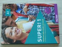 Super! 1. - Němčina jako druhý cizí jazyk - učebnice a pracovní sešit A1 (2014) + CD