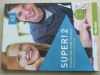 Super! 2 - Němčina jako druhý jazyk A2, učebnice a pracovní sešit (2019) + CD