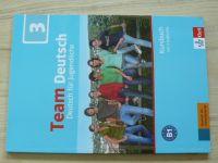 Team Deutsch 3 - Deutsch fur Jugendliche - B1 - Kursbuch mit 3 audio CD (2015)