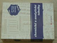 Vohlídal, Julák, Štulík - Chemické a analytické tabulky (2010)