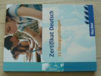 Zertifikat Deutsch - 15 Übungsprüfungen (2015) 4 X CD