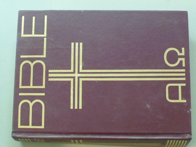 Bible - Písmo svaté Starého a Nového zákona (1991)