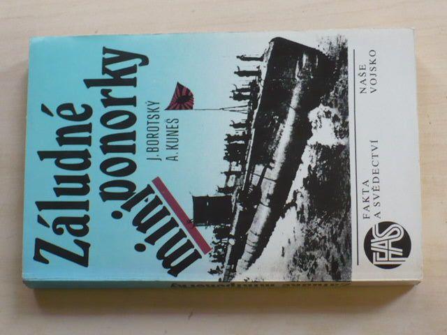 Borotský, Kuneš - Záludné mini ponorky (1990)
