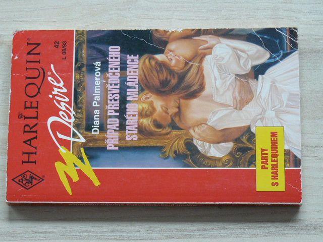 Desire 42 - Palmerová - Případ přesvědčeného starého mládence (1993)